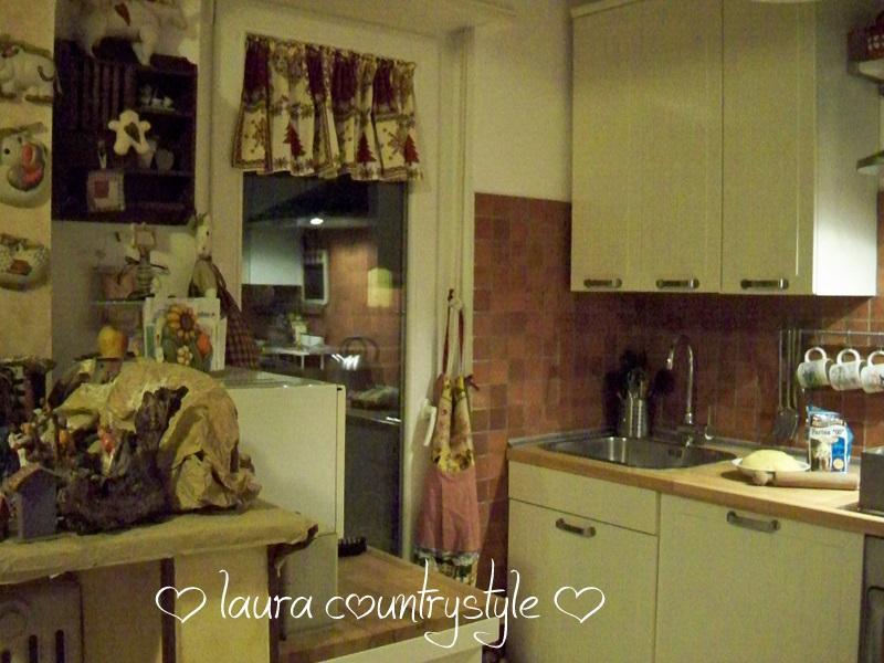 Laura country style e 39 arrivata l 39 ora di sistemare la cucina - Riordinare la cucina ...