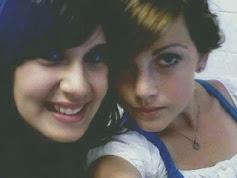 Rachel and me:]
