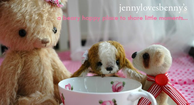 jennylovesbenny's ~ A beary happy place to share little moments...