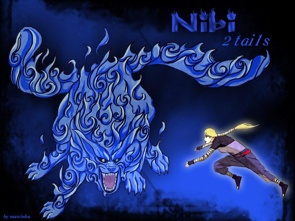 nibi(2 colas) Nibi