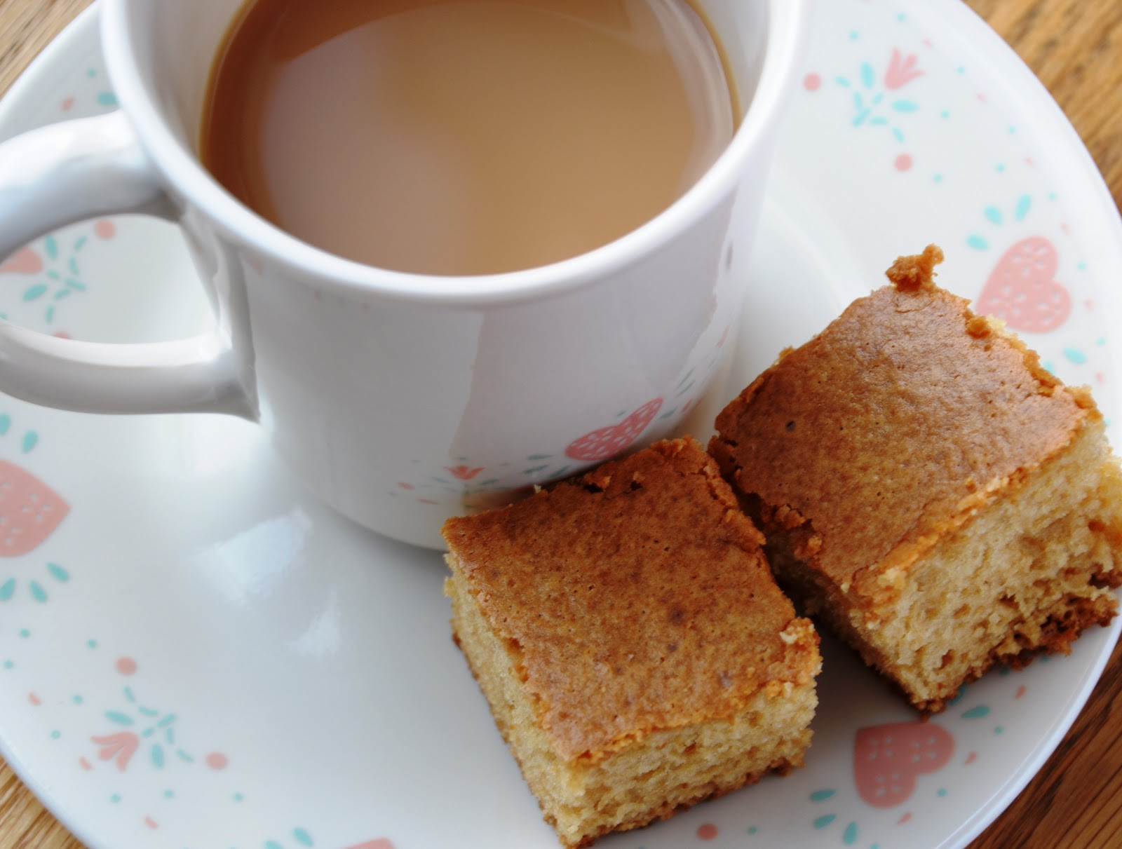 Eggless Almond Cake Without Condensed Milk