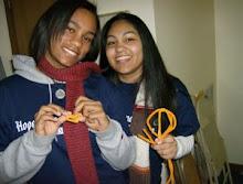 Erica and Yanela