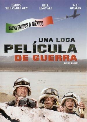 Una Loca Pelicula de Guerra (2007) Dvdrip Latino [Comedia]