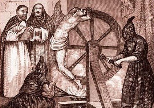 20 Metodos de Tortura (+18) Inquisition