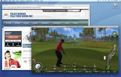 Free Tiger Woods PGA Tour Online Game