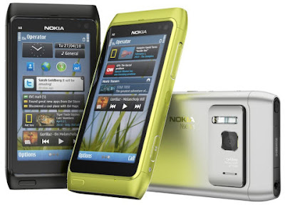 review nokia e8