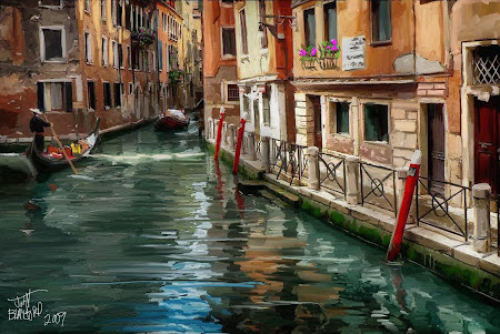 Vinice Water Way
