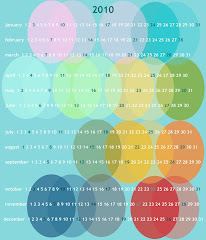 2010 Fabric Calendar