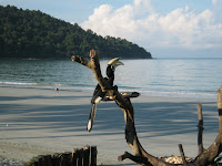 Pankgor Island, Malaysia