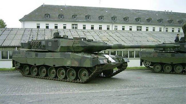 a5 Leopard 2 Tankı Hakkında Bilgi