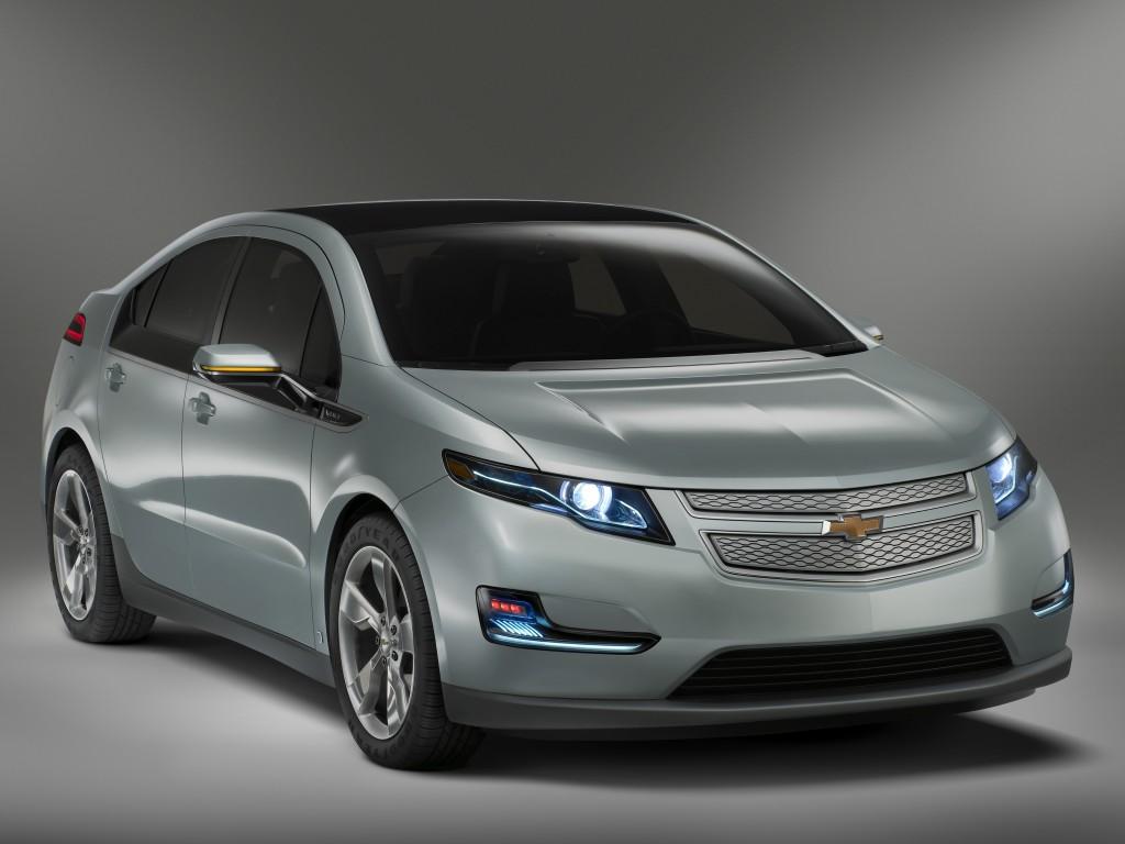 Carros Especiais Chevrolet Volt