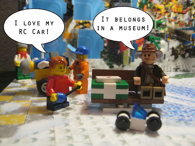 lego city cars. And most of the City stuff so
