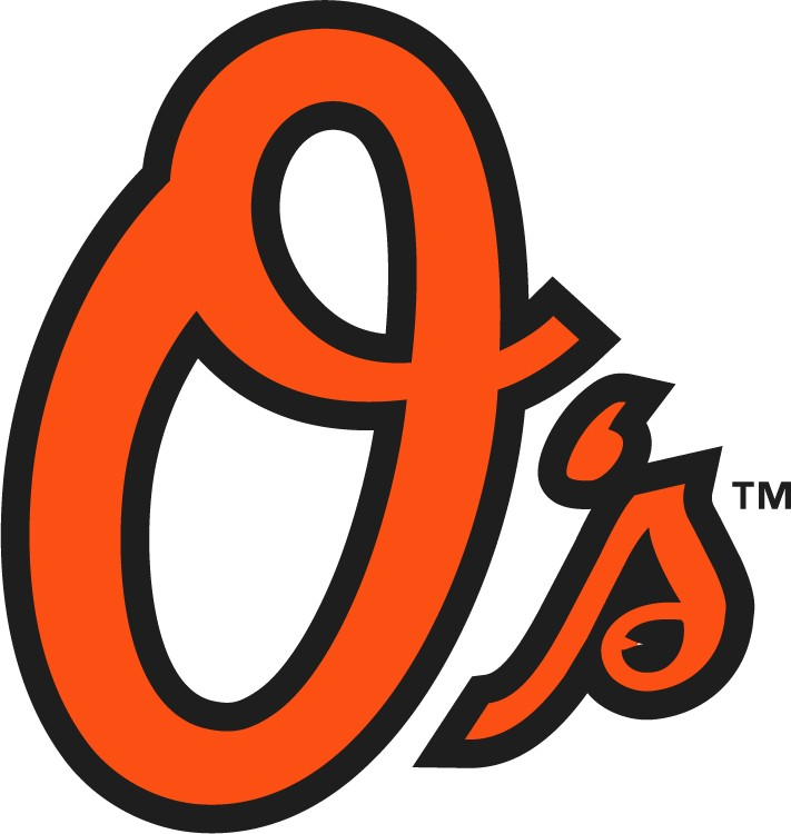 with their loss sunday to the texas rangers the ORIOLES record stands ...