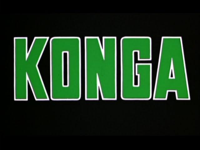 Konga film 1961