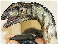Unaysaurus dinosaurs