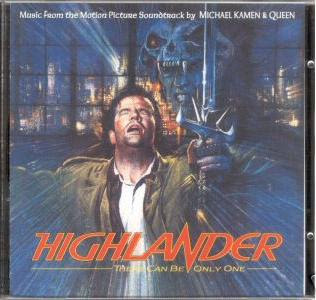 Highlander - Soundtrack