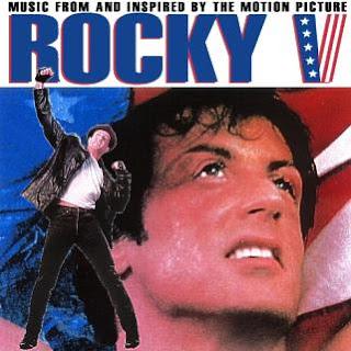 ROCKY V (1990) - Soundtrack
