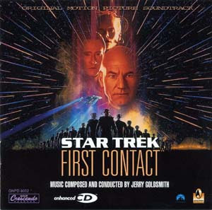 Star Trek 8 - Soundtrack First Contact