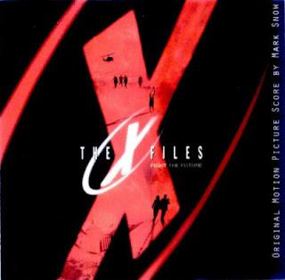 The X-Files - Fight the Future - Soundtrack