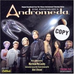 Andromeda - Original TV Soundtrack