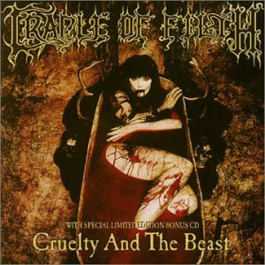 Cradle Of Filth  Cruelty and the Beast (1998)