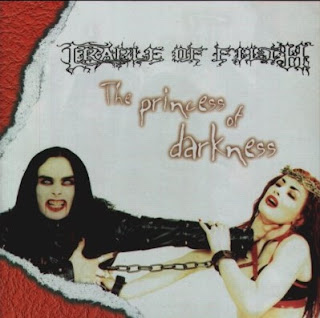 Cradle Of Filth - The Princess of Darkness (1999)