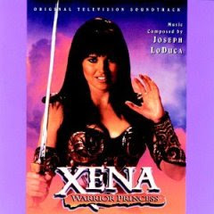 Xena Warrior Princess Vol. 1 - Soundtrack