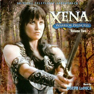 Xena Warrior Princess Vol. 2 - Soundtrack