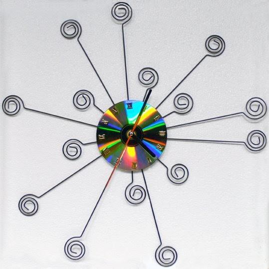 Bubina4u orologio da muro portafoto for Orologio da muro farfalle