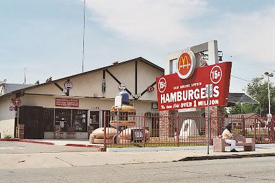 Primer McDonalds