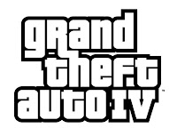 logo gta4 game jogos grand theft alto 4 diversao e humor