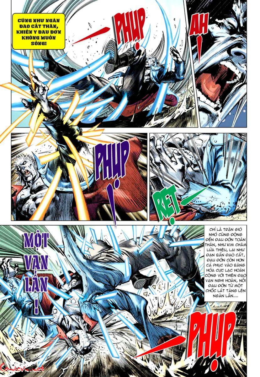 Vương Phong Lôi 1 chap 59 - Trang 28