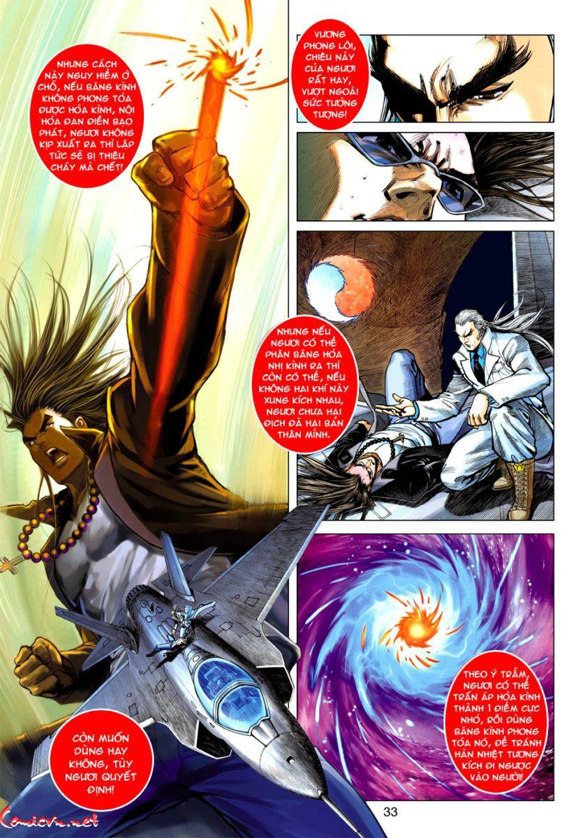 Vương Phong Lôi 1 chap 57 - Trang 30