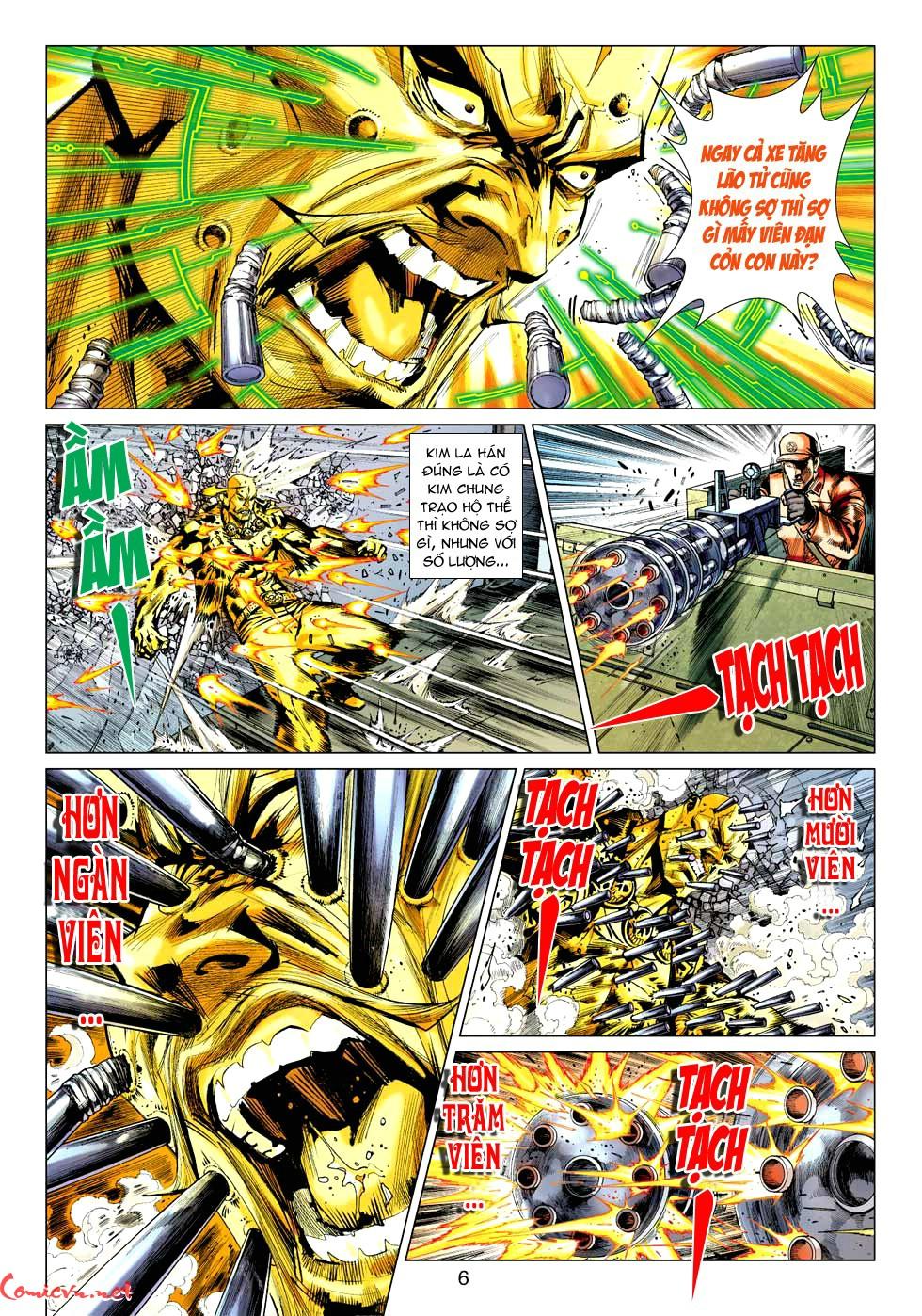 Vương Phong Lôi 1 chap 49 - Trang 6