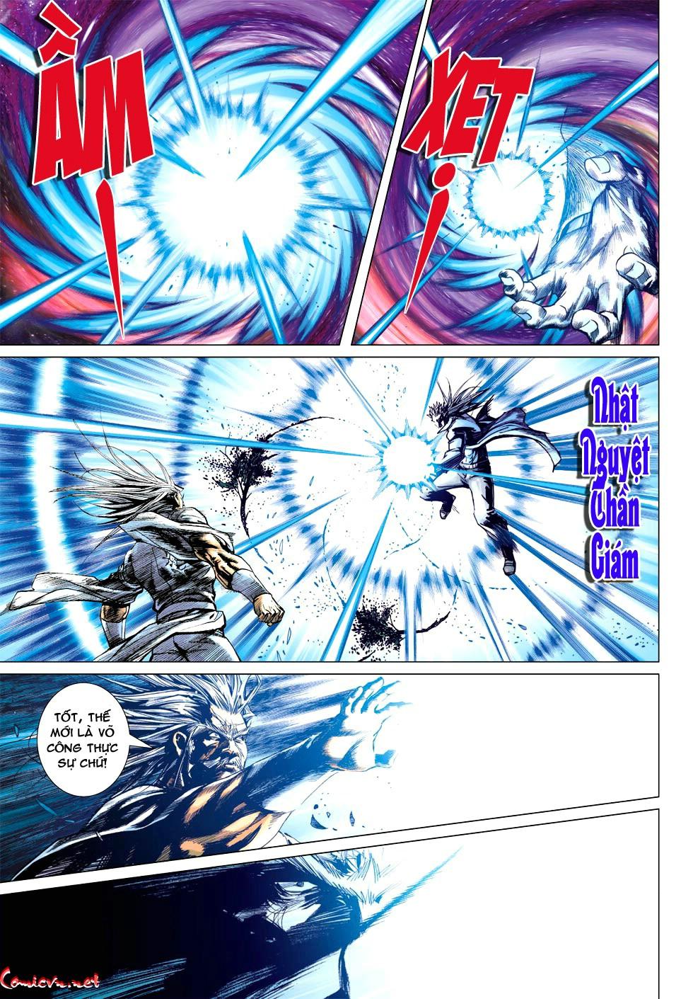 Vương Phong Lôi 1 chap 49 - Trang 18