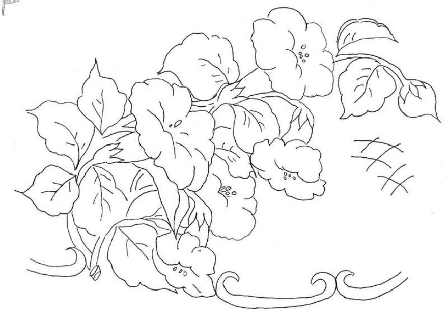 Tecido  Pintura Em Tela  Riscos E Desenhos Para Pintar E Artesanatos