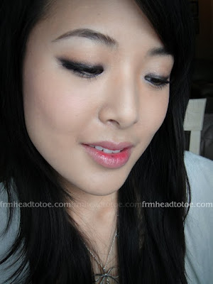 Kim yuna inspired natural korean makeup tutorial from head to toe
