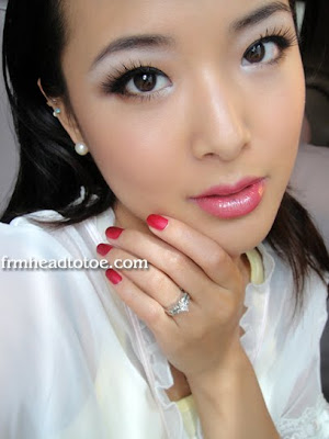 Korean Wedding Makeup Tutorial : korean cosmetic brand: MAKEUP OUR FACE