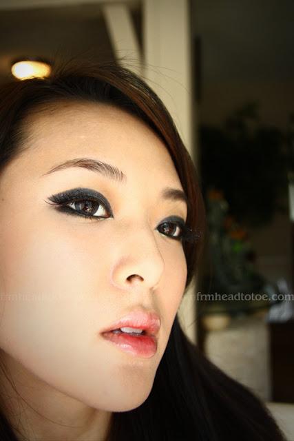 Sunflower : 2NE1 Cant Nobody CL Monolid Makeup Tutorial
