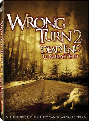 Wrong Turn 2: Dead End: Hillbilly Sex? No Thank you.