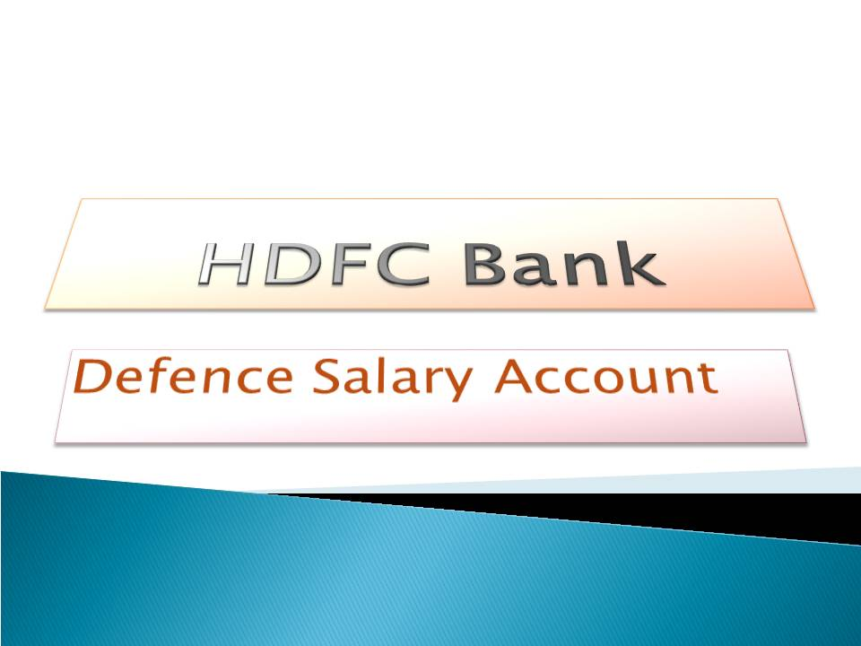hdfc bank account opening form pdf
