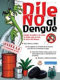 Dile NO al dengue...