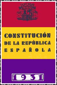 CONSTITUCION 2ª REPUBLICA