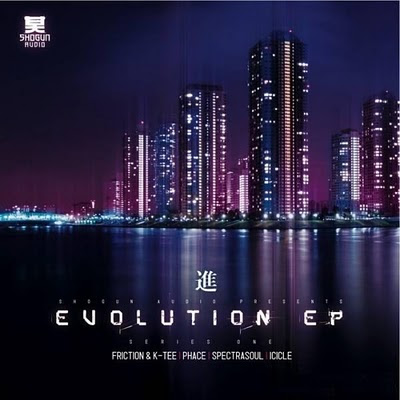 Various Shogun Evolution EP Series 4