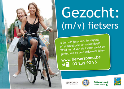 Promoting Cycling in Belgium