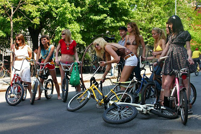 Bike Girl Posse