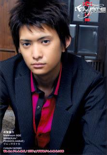 Takeshi / Go Mikami
