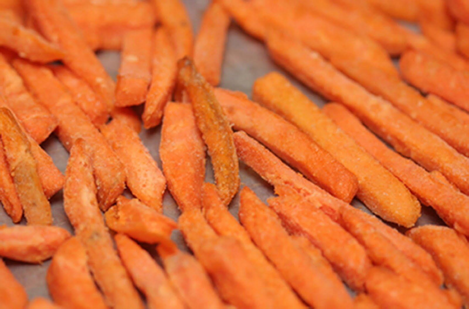 Crispy Baked Sweet Potato Fries | North Carolina Sweet ...
