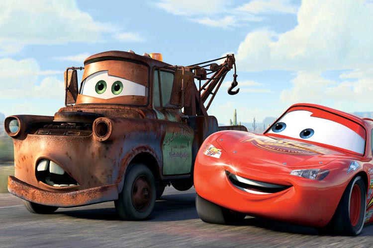 Disney pixar cars wallpapers