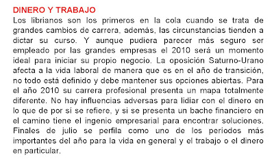 horoscopo amor 2006: